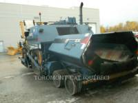 TEREX EQUIP. LTD. ASPHALT PAVERS CR552 equipment  photo 3