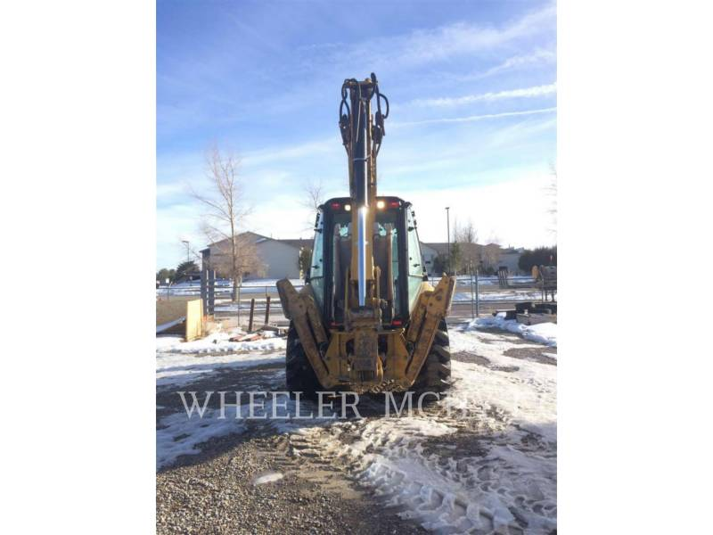 CATERPILLAR BACKHOE LOADERS 420E E AS equipment  photo 4
