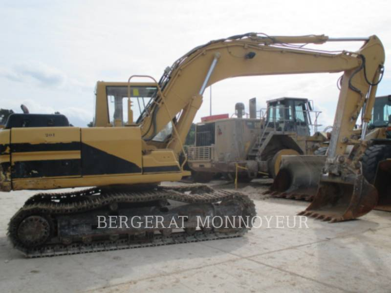 CATERPILLAR TRACK EXCAVATORS 318B equipment  photo 4