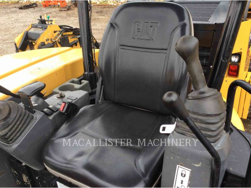 CATERPILLAR KETTEN-HYDRAULIKBAGGER 305.5E equipment  photo 14