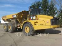 CATERPILLAR TOMBEREAUX ARTICULÉS 740B equipment  photo 2