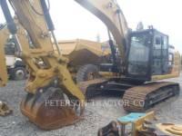 CATERPILLAR TRACK EXCAVATORS 320EL equipment  photo 1