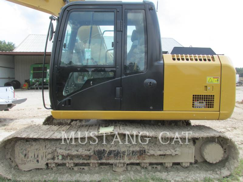 CATERPILLAR トラック油圧ショベル 313FL GC equipment  photo 2