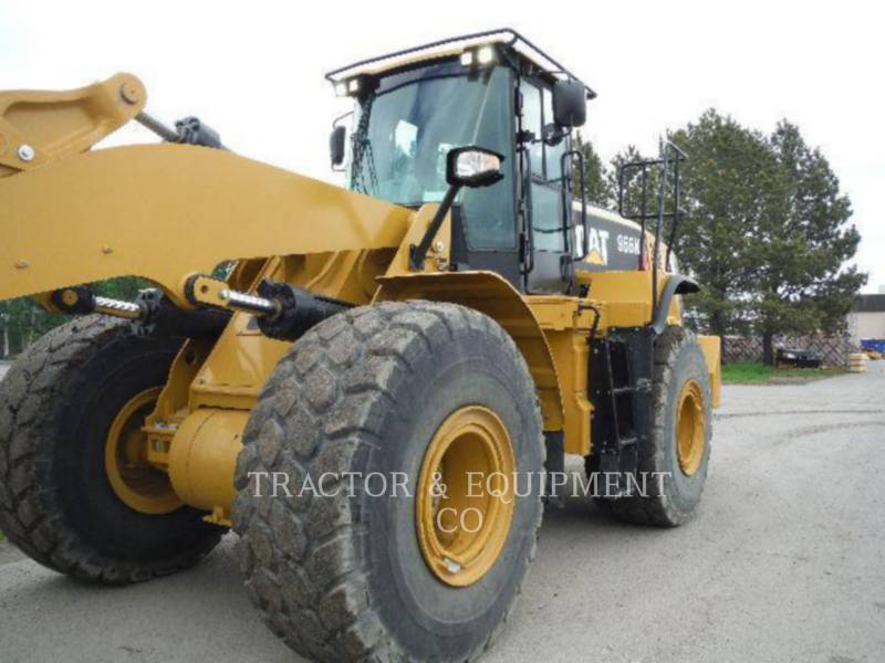 Caterpillar ÎNCĂRCĂTOARE PE ROŢI/PORTSCULE INTEGRATE 966K equipment  photo 6