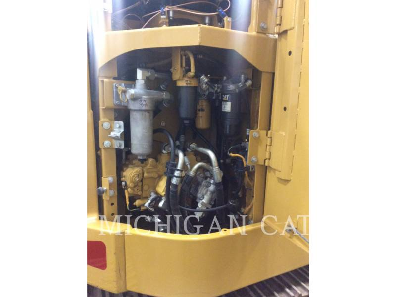 CATERPILLAR KETTEN-HYDRAULIKBAGGER 314ELCR equipment  photo 10