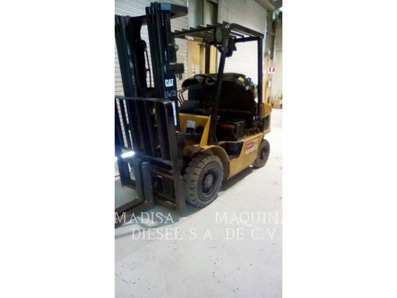 CATERPILLAR LIFT TRUCKS CHARIOTS À FOURCHE 2P5000 equipment  photo 1