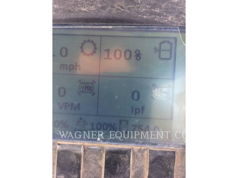 CATERPILLAR COMPACTORS CB66B equipment  photo 6