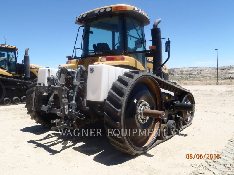 AGCO 農業用トラクタ MT765D-UW equipment  photo 4