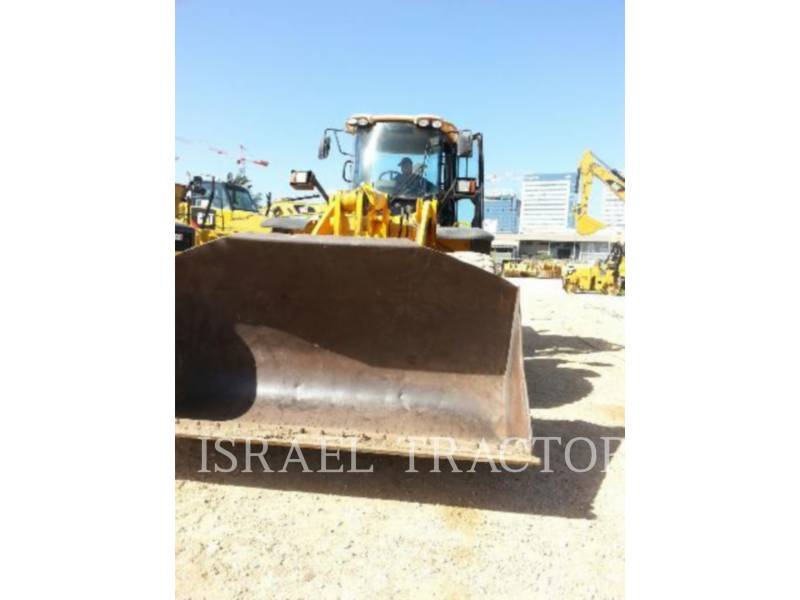 JCB WHEEL LOADERS/INTEGRATED TOOLCARRIERS 456 E HT equipment  photo 4