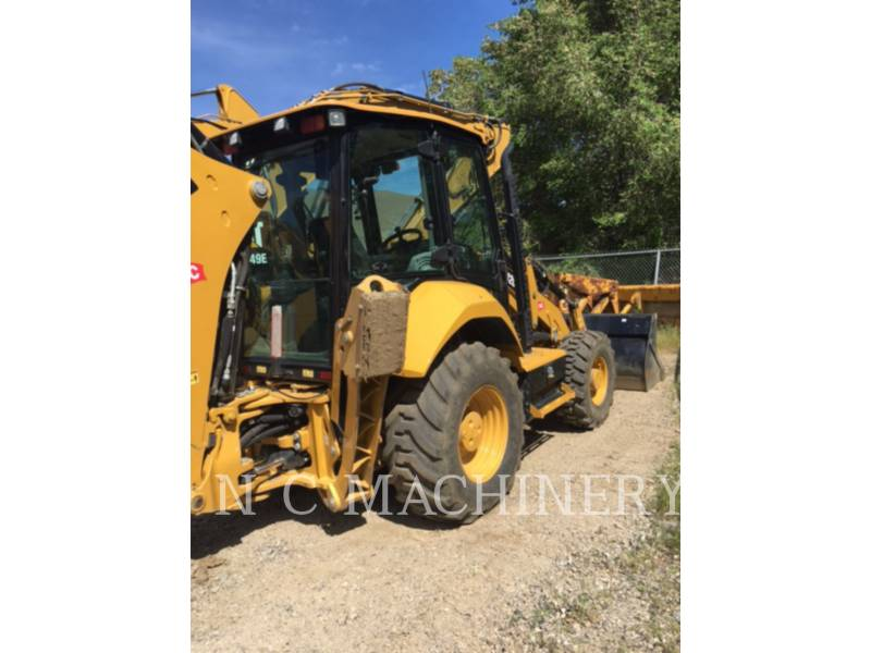 CATERPILLAR RETROEXCAVADORAS CARGADORAS 420F24ETCB equipment  photo 3