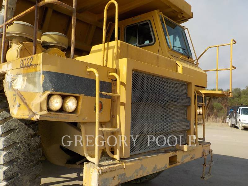 CATERPILLAR BERGBAU-MULDENKIPPER 769C equipment  photo 6
