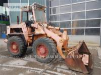 Equipment photo HANOMAG (KOMATSU) B6 PALE GOMMATE/PALE GOMMATE MULTIUSO 1