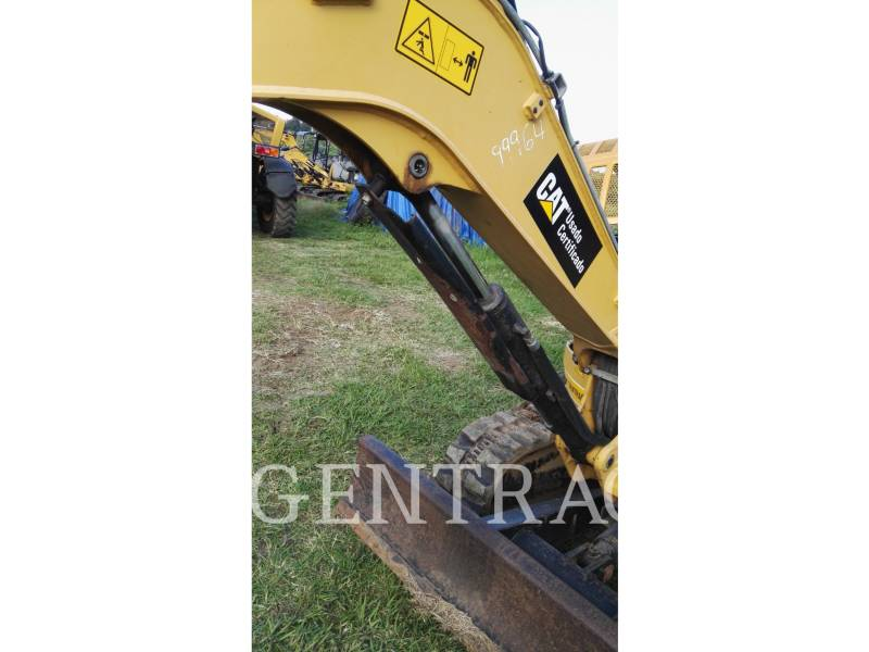 CATERPILLAR RUPSGRAAFMACHINES 302.7DCR equipment  photo 14