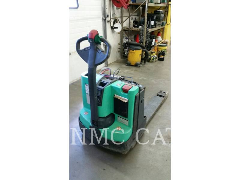 MITSUBISHI FORKLIFTS GABELSTAPLER PW23_MT equipment  photo 2