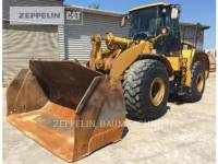 CATERPILLAR CARGADORES DE RUEDAS 966G equipment  photo 1