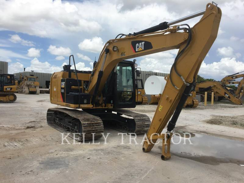 CATERPILLAR RUPSGRAAFMACHINES 312EL equipment  photo 7