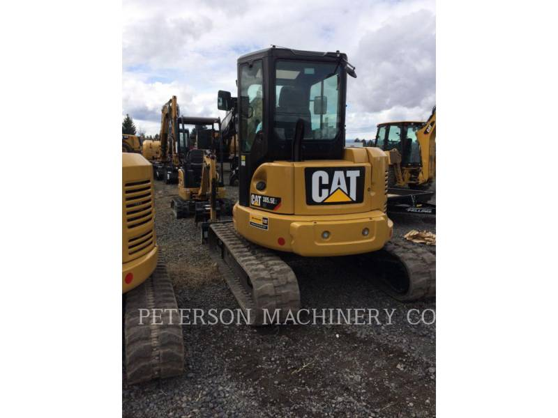 CATERPILLAR KETTEN-HYDRAULIKBAGGER 305.5E2 equipment  photo 4