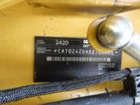 CATERPILLAR スキッド・ステア・ローダ 242D equipment  photo 14