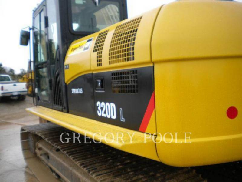 CATERPILLAR PELLES SUR CHAINES 320D L equipment  photo 9