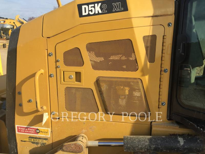 CATERPILLAR KETTENDOZER D5K2 XL equipment  photo 20