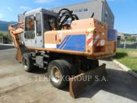 FIAT-HITACHI EXCAVADORAS DE RUEDAS FH200W equipment  photo 5