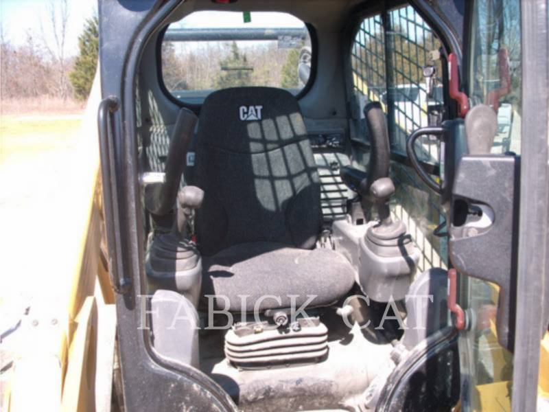 Caterpillar ÎNCĂRCĂTOARE PENTRU TEREN ACCIDENTAT 289D C3H2 equipment  photo 5