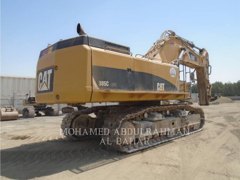 CATERPILLAR TRACK EXCAVATORS 385 C L (ME) equipment  photo 5