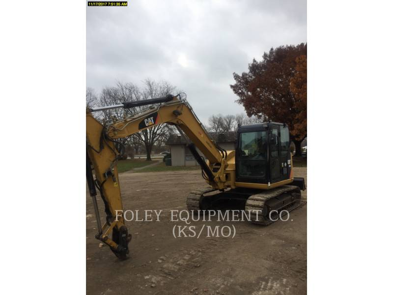CATERPILLAR PELLES SUR CHAINES 308ECRSBS equipment  photo 2