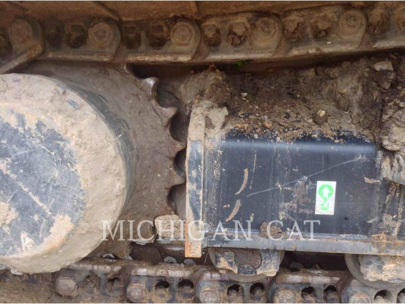 CATERPILLAR TRACK EXCAVATORS 324EL P equipment  photo 19