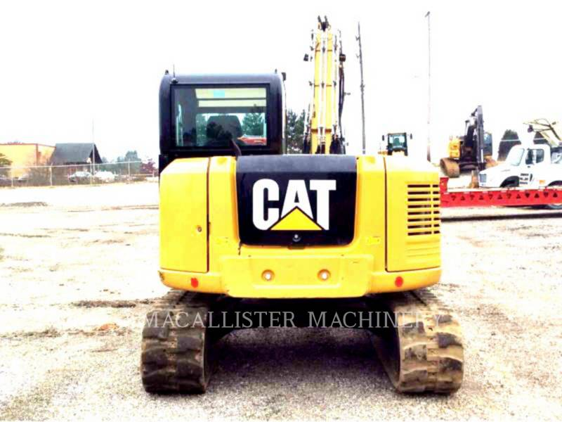 CATERPILLAR KOPARKI GĄSIENICOWE 308E2CRSB equipment  photo 5