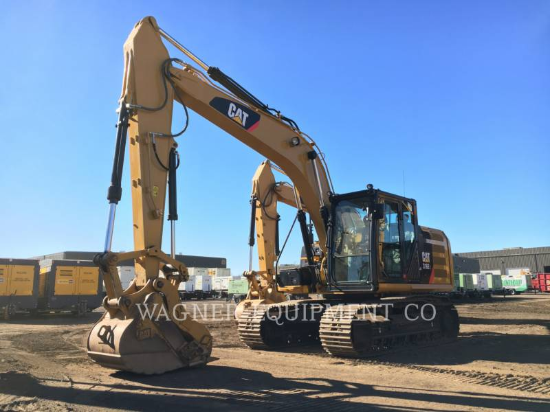 CATERPILLAR ESCAVADEIRAS 316EL THB equipment  photo 2