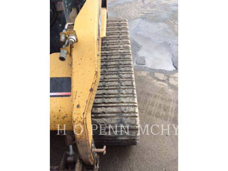 Caterpillar ÎNCĂRCĂTOARE PENTRU TEREN ACCIDENTAT 287B  equipment  photo 12