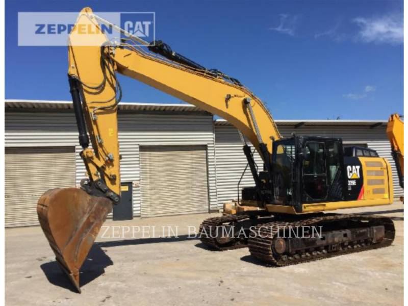 CATERPILLAR EXCAVADORAS DE CADENAS 329ELN equipment  photo 1