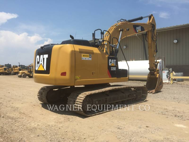 CATERPILLAR TRACK EXCAVATORS 320EL TC equipment  photo 3