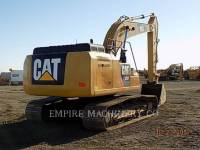 CATERPILLAR KOPARKI GĄSIENICOWE 329FL equipment  photo 5