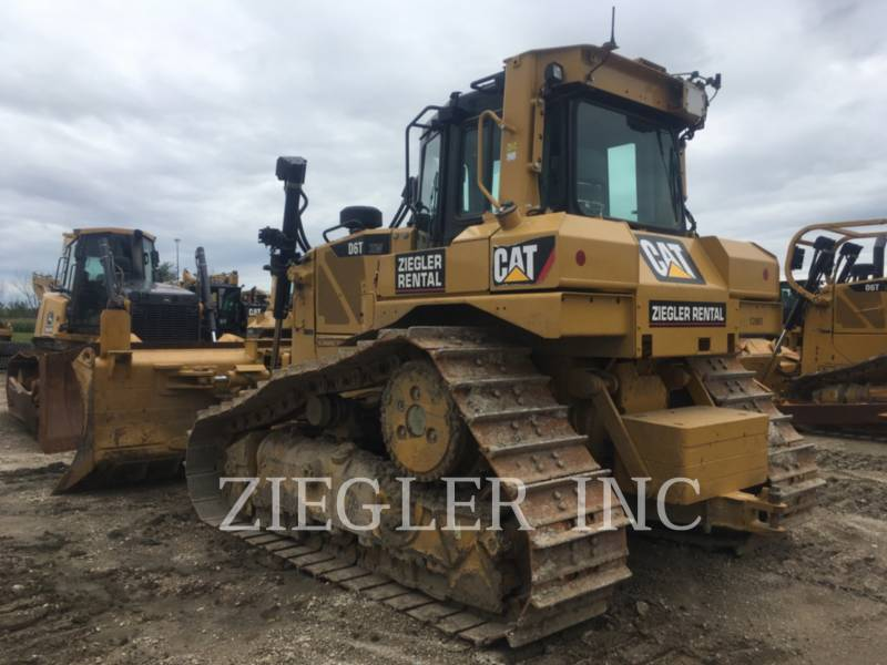 CATERPILLAR TRACK TYPE TRACTORS D6TXWVA equipment  photo 2