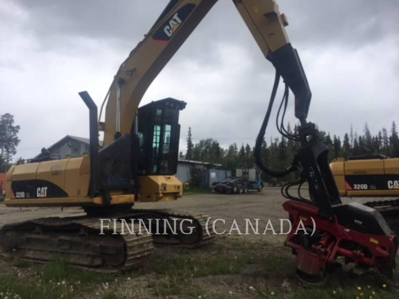 CATERPILLAR Forstwirtschaft –  Prozessor 320DFMHW equipment  photo 2