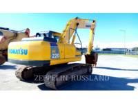 KOMATSU KOPARKI GĄSIENICOWE PC220LC-8 equipment  photo 3