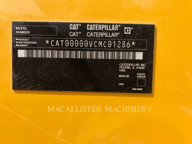 CATERPILLAR STATIONARY GENERATOR SETS 3512 equipment  photo 9