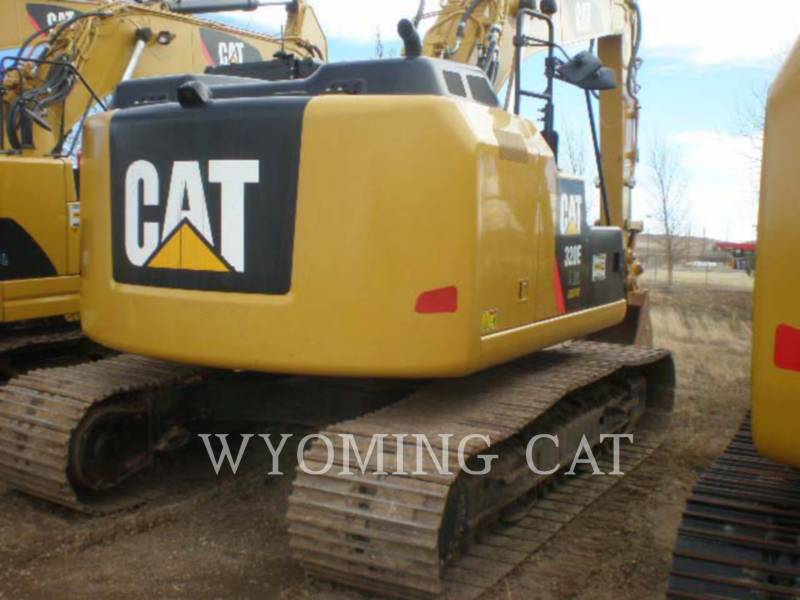 CATERPILLAR TRACK EXCAVATORS 320EL RR equipment  photo 2