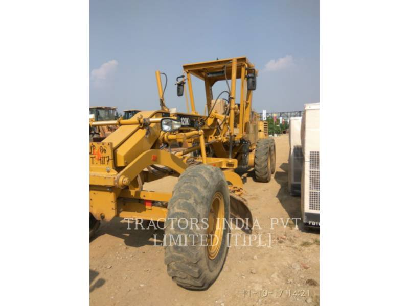 CATERPILLAR NIVELEUSES POUR MINES 120 K 2 equipment  photo 1