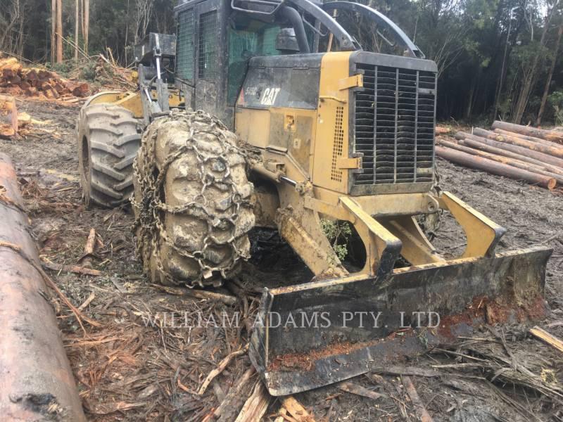 CATERPILLAR 林業 - スキッダ 545C equipment  photo 5