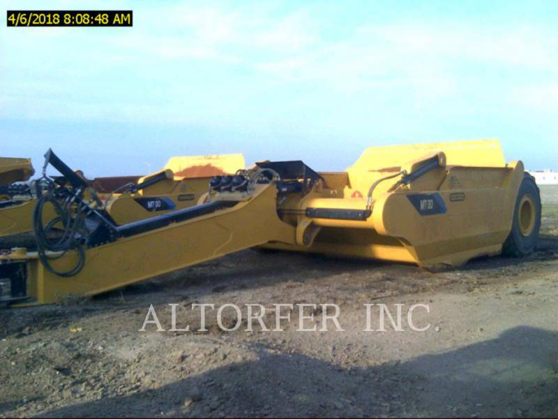 MOBILE TRACK SOLUTIONS SCRAPER - RIMORCHIATO MT30 equipment  photo 1
