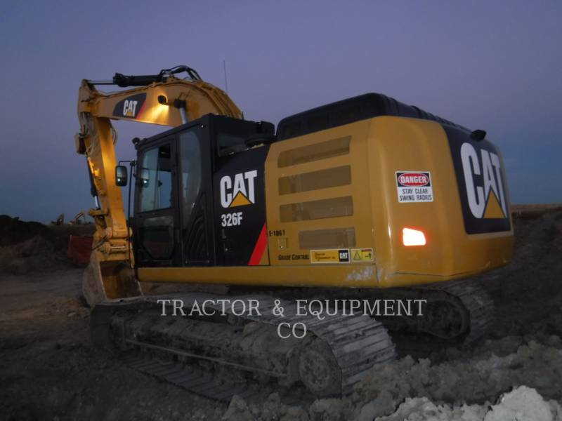 CATERPILLAR ESCAVADEIRAS 326F L equipment  photo 3
