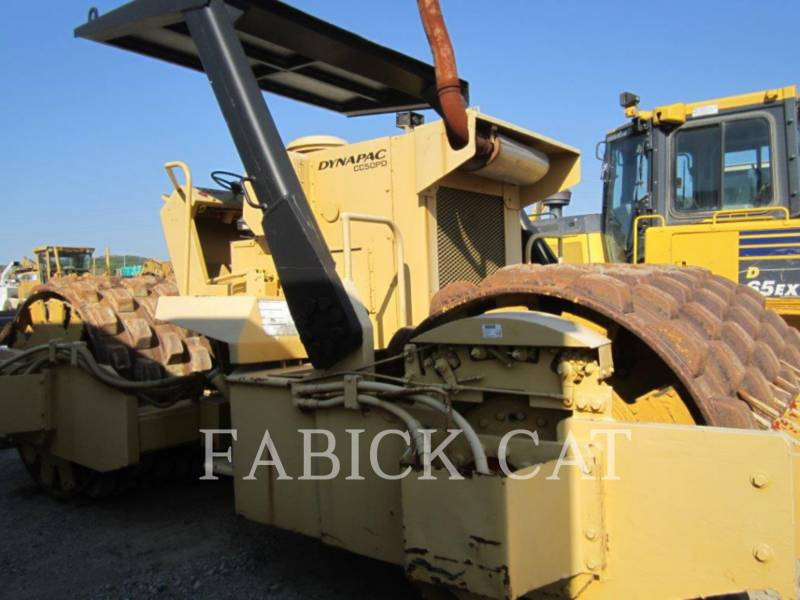 DYNAPAC WT - COMPACTEUR A BILLE VIBRANTE CC50PD equipment  photo 4