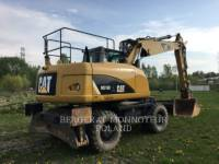 CATERPILLAR EXCAVADORAS DE RUEDAS M316D equipment  photo 5