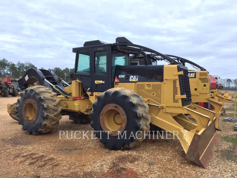 CATERPILLAR FORESTRY - SKIDDER 525C equipment  photo 2