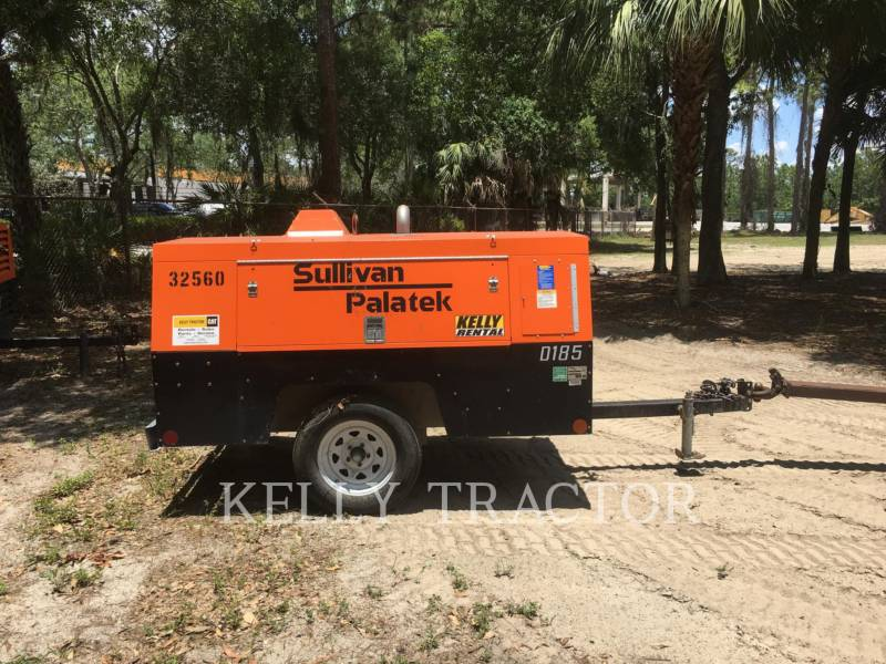 SULLIVAN COMPRESOR DE AIRE D185P DZ equipment  photo 7