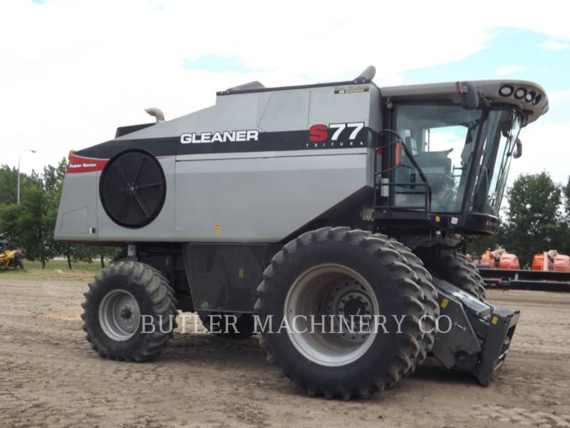 GLEANER COMBINES S77 equipment  photo 3