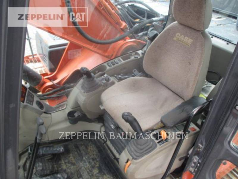 CASE TRACK EXCAVATORS CX370C equipment  photo 12